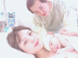 高橋祐也と大和里菜と生まれたお子さん